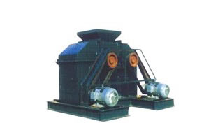 High Efficiency Horizontal Chain Crusher